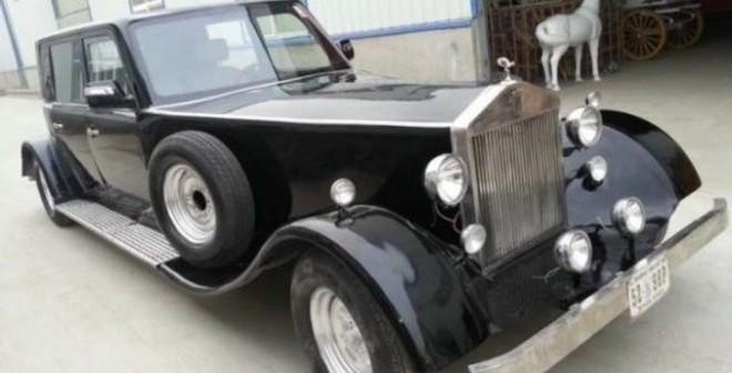 """Xấu hổ"" với Rolls-Royce Phantom I ""made in China"""