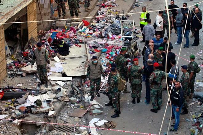 Báo Mỹ: Tại sao Lebanon bị lãng quên dù cũng tang thương vì khủng bố?