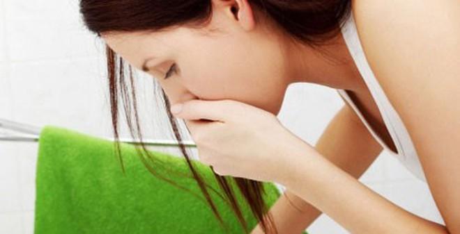 Biểu hiệu nhận biết cơ thể bị nhiễm độc nặng