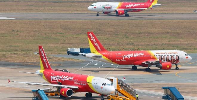 """Vietjet Air chi """"đậm"""" mua nhiều máy bay Airbus mới"""