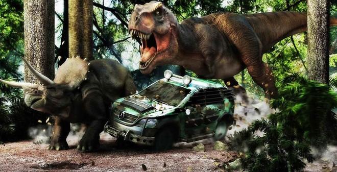 Lý giải khoa học về sự hình thành khủng long trong Jurassic Park
