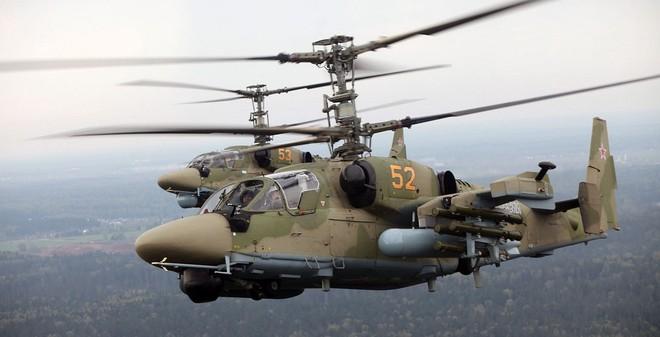 Việt Nam có nên mua lại trực thăng Ka-52K của tàu Mistral?