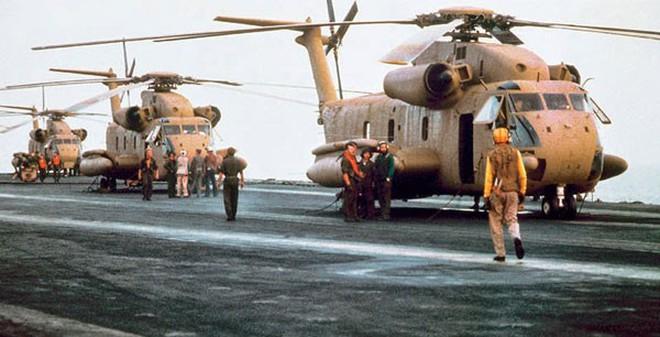 Chiến dịch Móng vuốt đại bàng - Nỗi xấu hổ của đặc nhiệm Mỹ