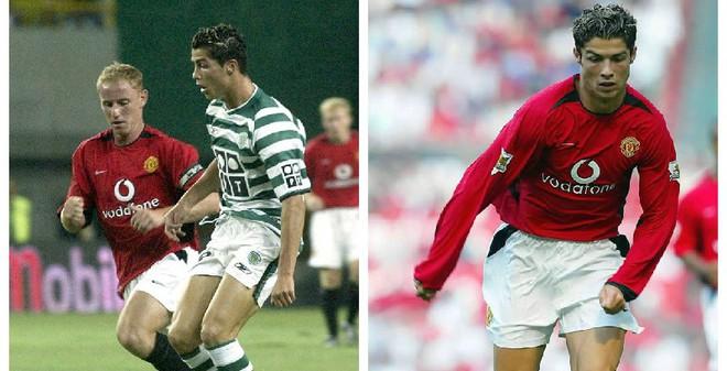"""""""Vũ khí"""" duy nhất Ronaldo mang đến Old Trafford"""
