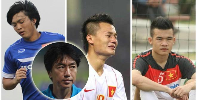 """Đội hình siêu mạnh """"ngồi chơi xơi nước"""" của HLV Miura"""