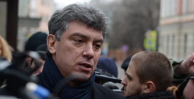 Tiếp tục xuất hiện camera hành trình vụ ám sát ông Nemtsov