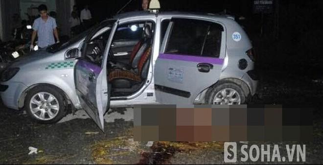 Tội ác kinh hoàng từ tiếng kêu ú ớ phát ra trong chiếc xe taxi