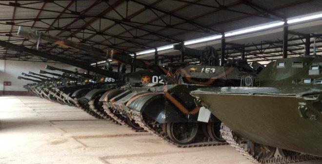"""Những """"cú liều""""... được việc của lính xe tăng Việt Nam"""