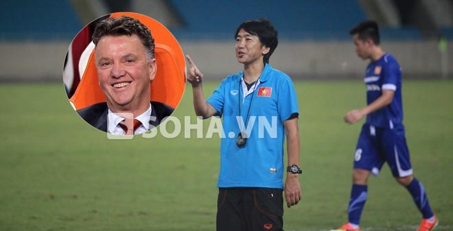 Mất người, HLV Miura sẽ chơi kiểu Van Gaal?
