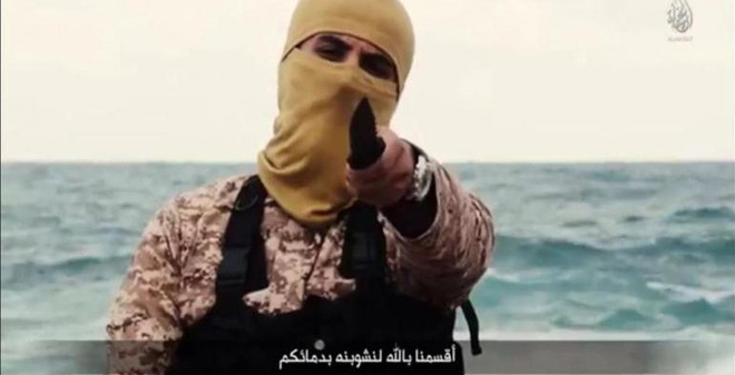 """Một tay súng IS người Đức kết hôn """"nhầm"""" với đặc vụ tình báo Mỹ"""