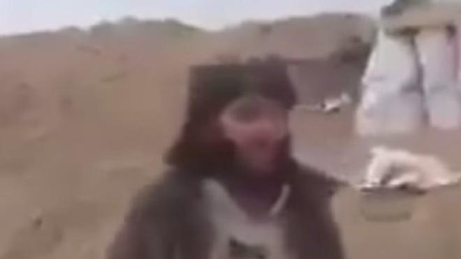 Phiến quân IS bị nổ tung khi đang quay video tuyên truyền