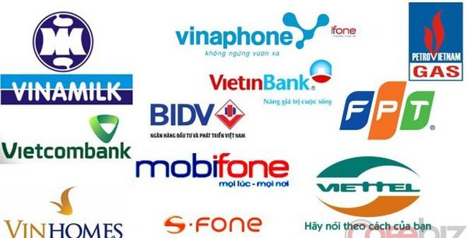 Kết quả hình ảnh cho Một số tên thương hiệu Việt.
