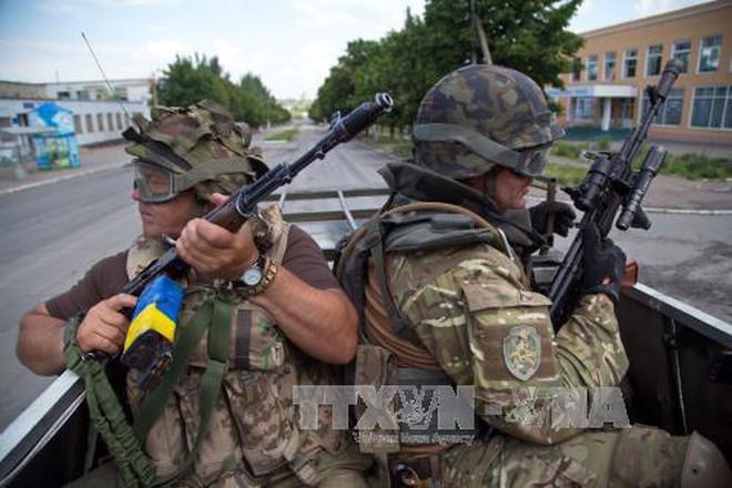 Ukraine chuẩn bị kiểm soát khu vực biên giới giữa DPR với Nga