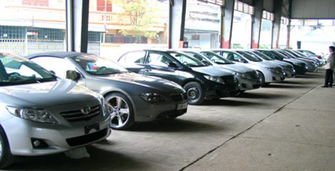 Giá ô tô sẽ giảm gần một nửa sau bốn năm nữa?