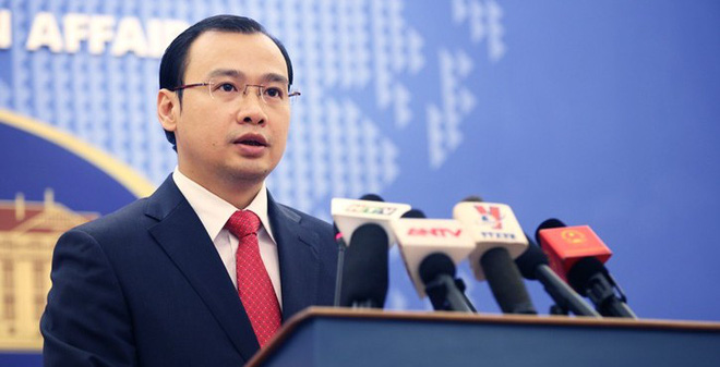 Bộ Ngoại giao lên tiếng vụ CSB Thái Lan bắn chết ngư dân Việt Nam