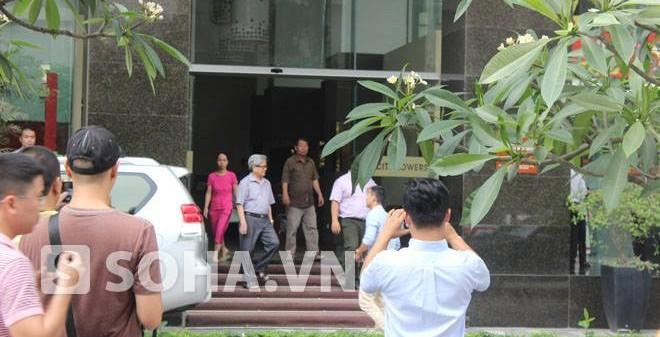 Khám xét nhà nguyên TBT báo Người cao tuổi Kim Quốc Hoa