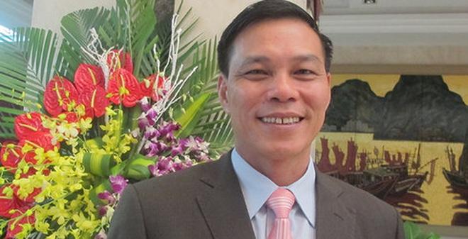 Ông Nguyễn Văn Tùng: tân phó chủ tịch UBND TP Hải Phòng