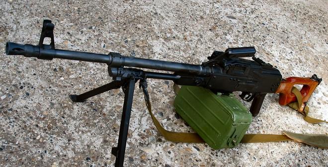 Việt Nam sản xuất thành công súng máy PKMS hiện đại