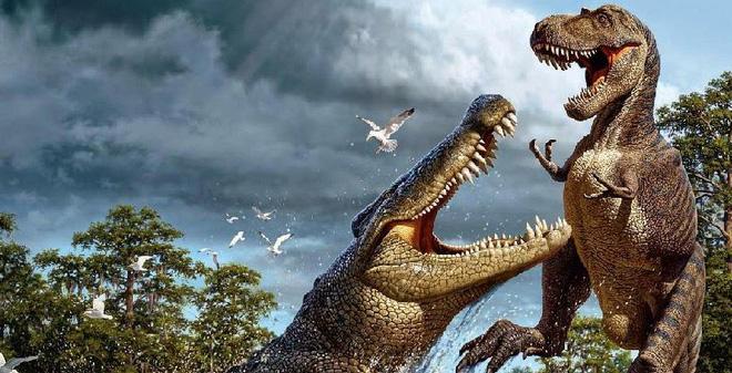 """Sát thủ """"cả gan"""" ăn thịt cả khủng long bạo chúa T-rex"""