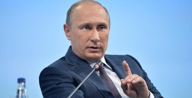 Ông Putin nói Nga không tham vọng siêu cường, chỉ cần sự tôn trọng
