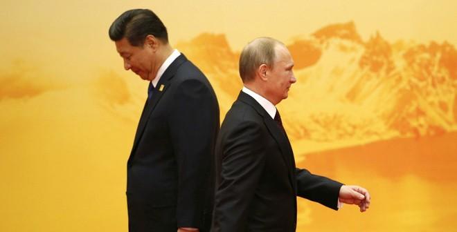"""Một câu nói của Putin đủ khiến TQ """"lo sốt vó"""" ở Biển Đông"""