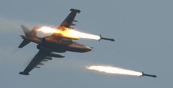 Nga không kích Syria: Không thể trông chờ vào Su-34