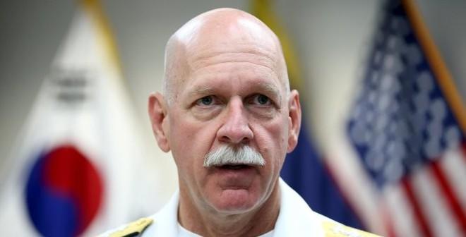 Đô đốc Mỹ lên tiếng về chuyến bay giám sát biển Đông
