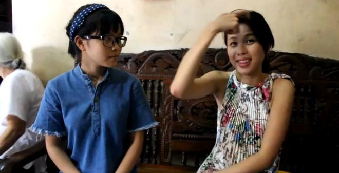 Cuộc phỏng vấn kỳ lạ với Á hậu đặc biệt nhất Việt Nam