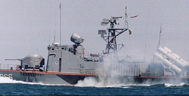 Giải pháp trang bị tên lửa đối hạm cho tàu phóng lôi Turya của VN