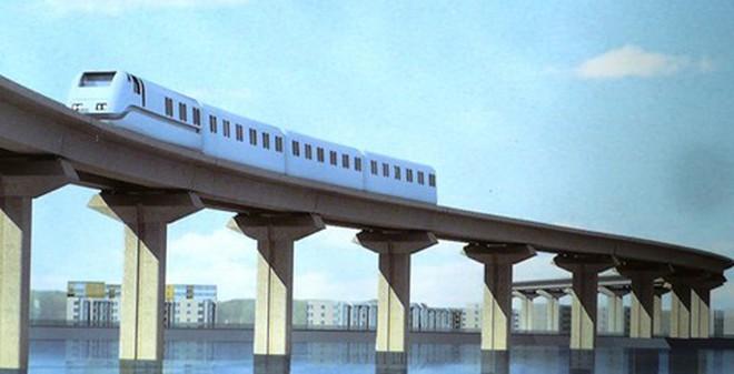 """Dự án đường sắt trên cao: """"Không nên lo tàu điện TQ kém"""""""