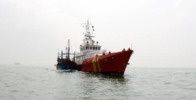 Phản đối Trung Quốc cản trở cứu nạn ngư dân Việt Nam