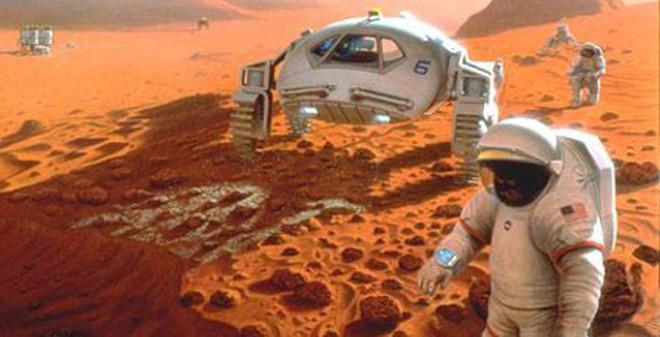 """Càng thấy giống Trái Đất, con người càng """"mù tịt"""" về Sao Hỏa!"""