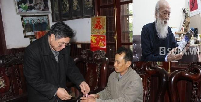"""Bài thuốc vô giá của """"thần y"""" chữa ung thư cho PGS Văn Như Cương"""