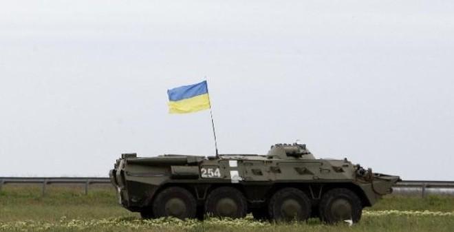 """Ukraine chặn đứng """"kẻ phá hoại"""" ở miền nam"""