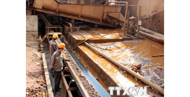 Tập đoàn Nhật muốn góp hơn 240 triệu USD vào gang thép Formosa