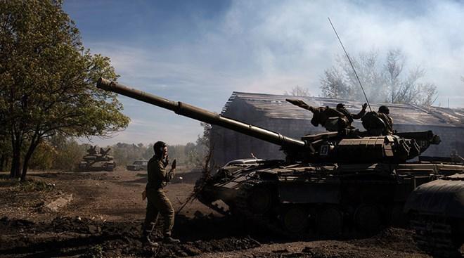 Căng thẳng xung đột miền đông Ukraine kéo sang cả năm 2016