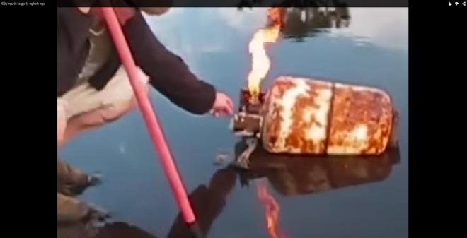 Cái kết ít ai ngờ của trò đùa đốt bình ga!