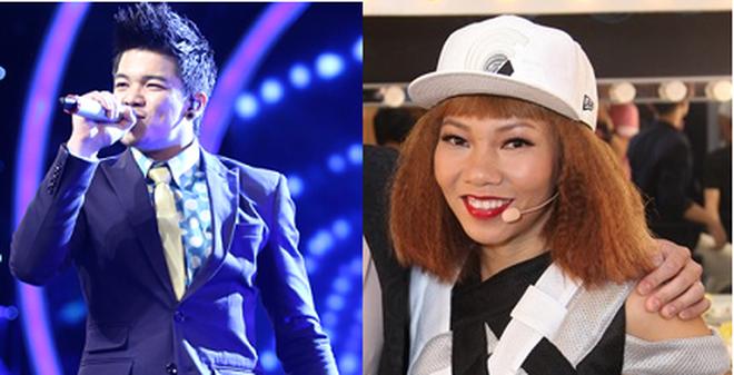 """Diva Hà Trần dạy thí sinh Vietnam Idol """"dụ gái"""""""