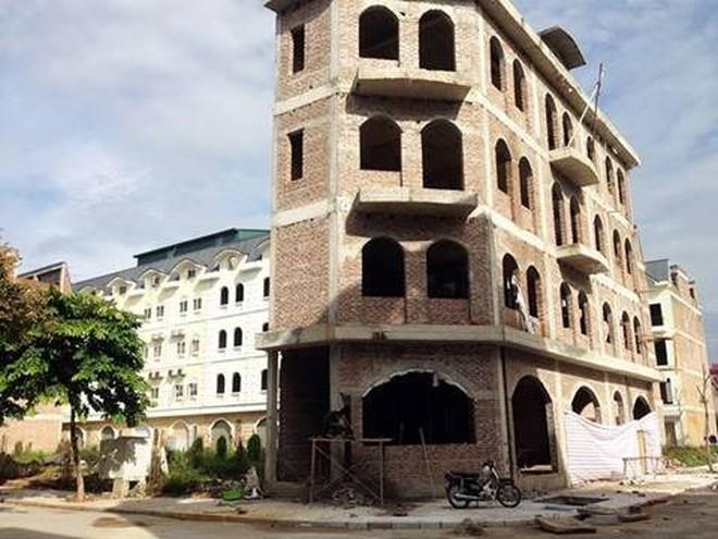 2 khu đô thị của Nam Cường: Biệt thự vắng bóng cư dân