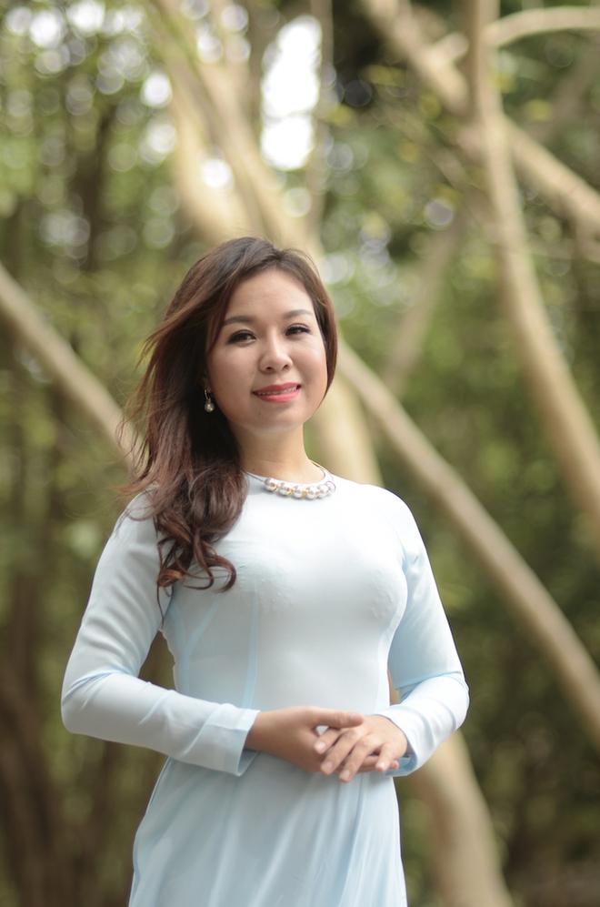 Sao mai Thu Hà làm MV đặc biệt nhân ngày 20/11 - Ảnh 2.