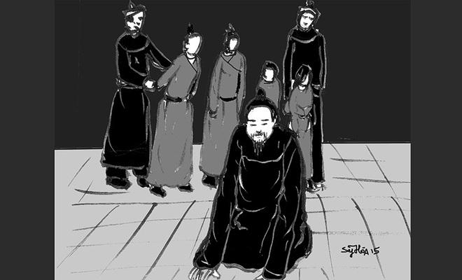 Bản án kỳ lạ, đầy oan nghiệt giáng xuống đầu 2 dũng tướng là  bố vợ của vua - Ảnh 3.