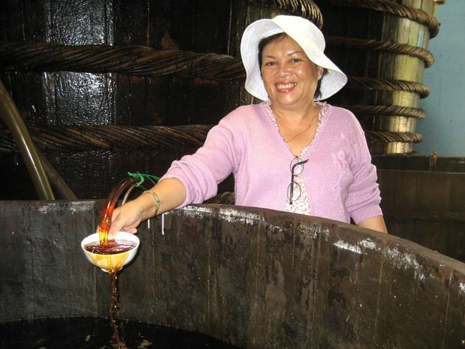 Nước mắm Phú Quốc – Vàng không sợ lửa - Ảnh 1.