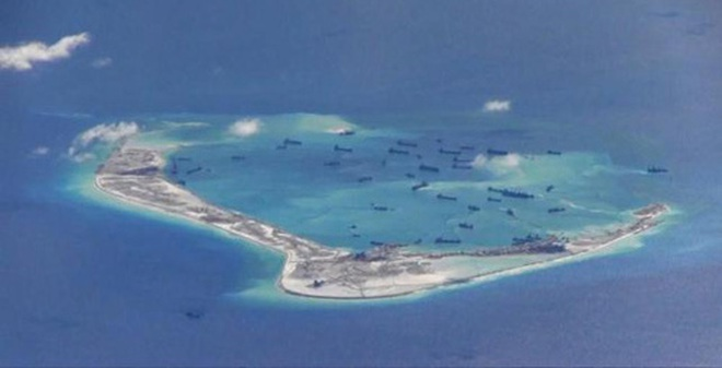 Trò chơi hai mặt của Trung Quốc trên Biển Đông