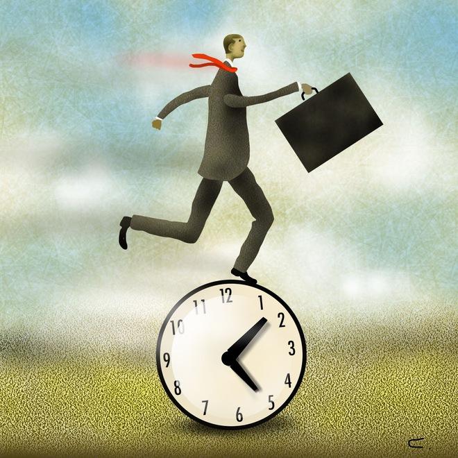 Trong 8 tiếng làm việc, một người bình thường chú tâm bao lâu? - Ảnh 5.