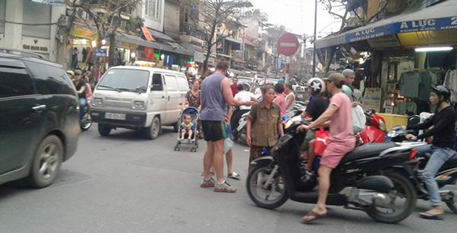 Đây là câu chuyện đẹp nhất trên phố Hà Nội mà bạn cần phải đọc