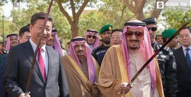 """Tập Cận Bình tặng gì cho Ả Rập Xê-Út để yên ổn """"quyến rũ"""" Iran?"""