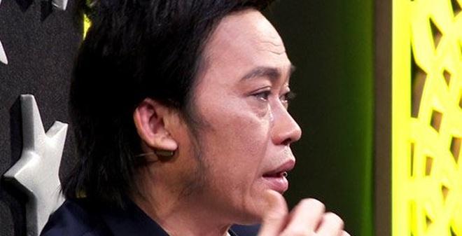 Nước mắt Hoài Linh khóc cho tin đồn bị xe cán chết