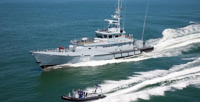 Việt Nam có nên mua lại các tàu tuần tra đóng cho Venezuela?