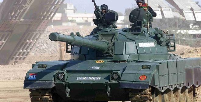 Al-Zarrar - Gói nâng cấp đáng tiền của dòng xe tăng T-54/55