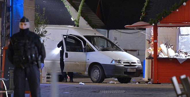Cách gây án trong vụ khủng bố ở Pháp từng xảy ra 2 năm trước